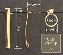 Clip style Q